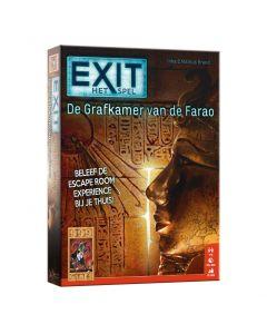 EXIT - De grafkamer van de Farao 12+