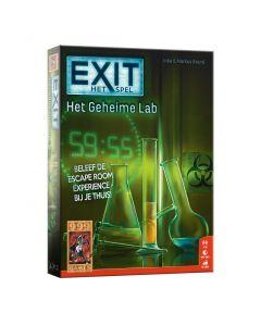 EXIT - Het geheime lab 12+