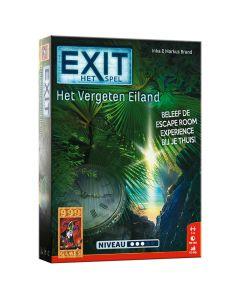 EXIT - Het vergeten eiland 12+