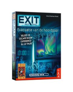 EXIT - Evacuatie van de Noordpool 12+