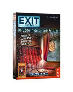 EXIT - De dode in de Oriënt-Express 12+