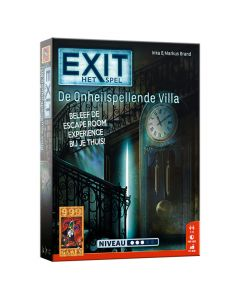 EXIT - De onheilspellende villa 12+