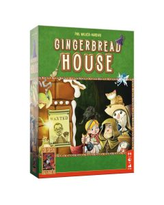 Gingerbread House 8+