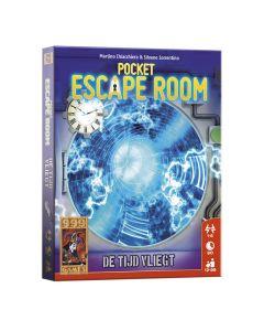 Pocket Escape room - De tijd vliegt 12+