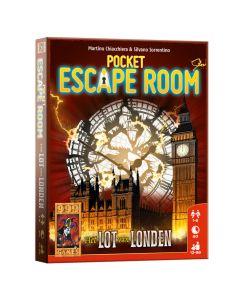 Pocket Escape room - Het lot van Londen 12+
