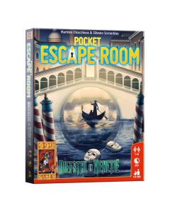 Pocket Escape room - Diefstal in Venetië 12+