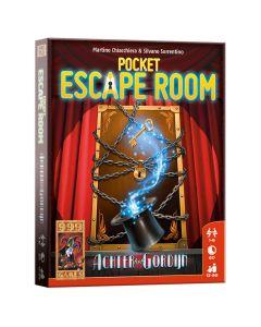 Pocket Escape Room - Achter het gordijn 12+