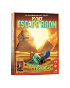 Pocket Escape Room - De vloek van de Sphinx 12+