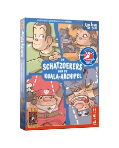 Adventure By Book: De Schatzoekers van de Kuala-archipel 7+