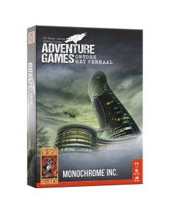 Adventure Games - Monochrome Inc 16+
