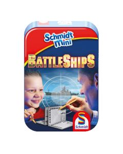 Schmidt mini tin BattleShipS 8+