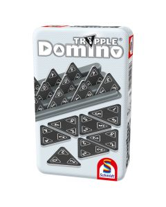 Schmidt tin Tripple domino 6+