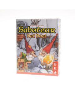 Saboteur: Het duel 8+