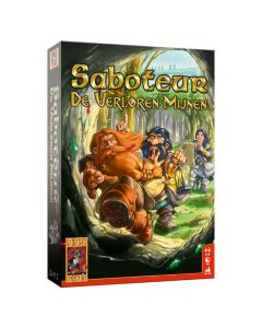 Saboteur - De verloren mijnen 10+