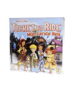 Ticket to Ride - Mijn eerste reis 6+