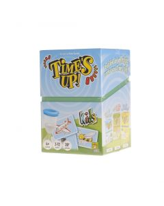 Time's up! Kids blauw 4+