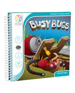 Magnetic Travel Busy Bugs 7+