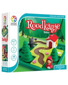 Smart Games Roodkapje 4+