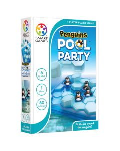 Smart Games Penguins Pool Party 6+