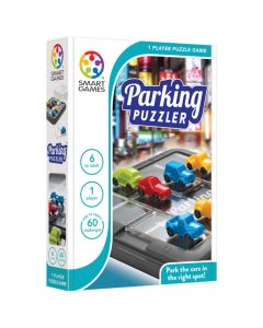 Smart Games Parking Puzzler 7+