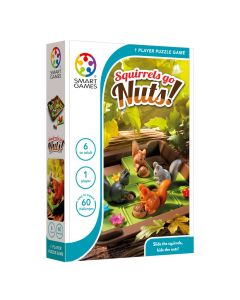 Smart Games Squirrels Go Nuts 6+
