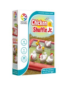 Smart Games Chicken Shuffle jr 4+