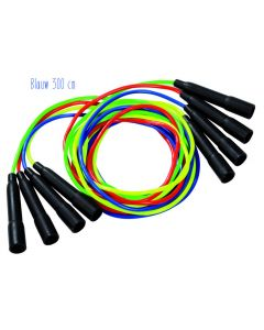 Springtouw Rope Skipping Speed L 300 cm pvc blauw