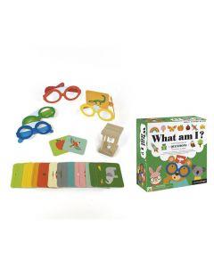 Bordspel 'Wat ben ik?' 4+