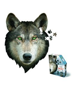 Puzzel 300 stuks I Am Mini Wolf 35,5 x 48 cm 10+
