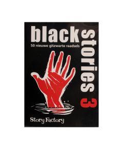 Black Stories 3 - 12+