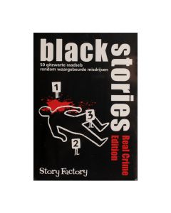 Black Stories Real Crime 12+