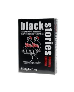 Black Stories Holiday Edition 12+