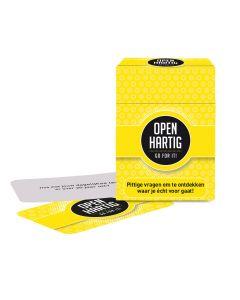 Openhartig Go For It 16+