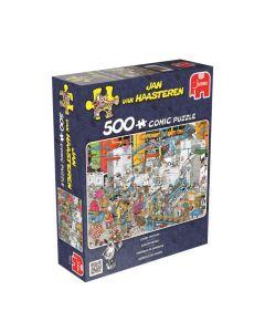 Puzzel Jan van Haasteren - Snoepfabriek 500 stukjes