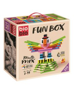 Bioblo Fun Box (multimix) 200 stuks