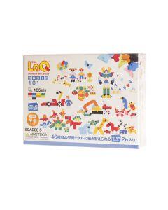 LaQ Basic 101 185 stuks