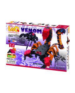 LaQ Animal World Venom / giftige dieren 330 stuks