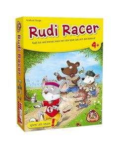 Rudi Racer 4+ (gele reeks)