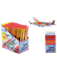 Schenkspeelgoed - Foam vliegtuigje
