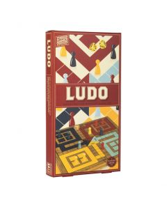 Ludo in hout (Mens-erger-je-niet) 6+