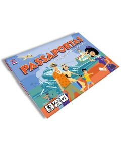 Passaportas reisversie 8+