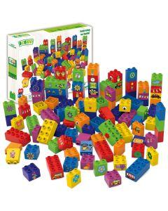 BioBuddi Educatief bouwen met 100 blokjes