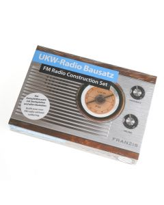 Franzis FM radio constructiekit