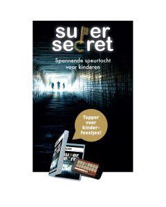 Super Secret - operatie ruwe diamant 9+ (NL-talig stadsspel)