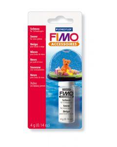 Fimo Accessoires sneeuw voor sneeuwballen 4 g