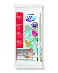 Fimo Air light boetseerklei 500 g wit