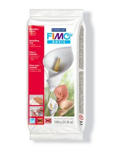 Fimo Air luchtdrogende klei 1000 g wit