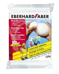 Fimo Air light boetseerklei 125 g wit
