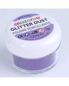 Glitter dust 12 ml fuchsia