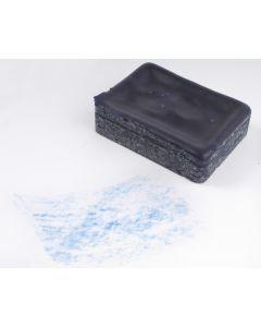 Kleurwas voor 2 kg blauw